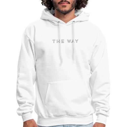TheWay interieurblanc - Men's Hoodie
