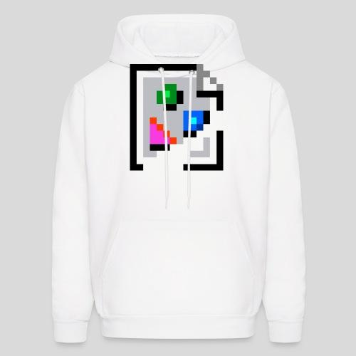 Broken Graphic / Missing image icon Mug - Men's Hoodie