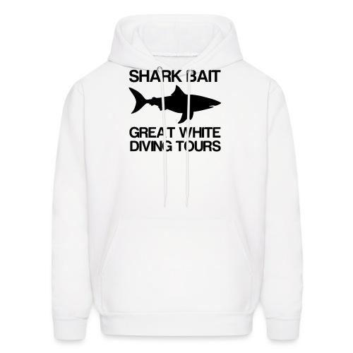 Great White Shark T-Shirt - Men's Hoodie
