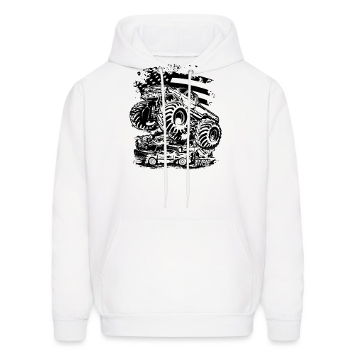Monster Truck USA - Men's Hoodie
