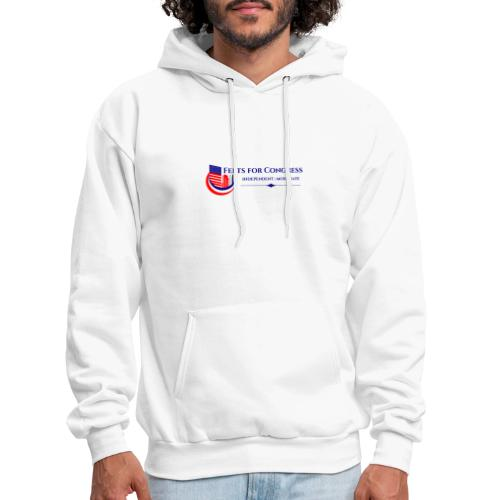 Felts For Congress Logo - Men's Hoodie