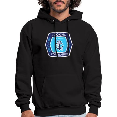 Looking For Heather Stock Logo - Men's Hoodie