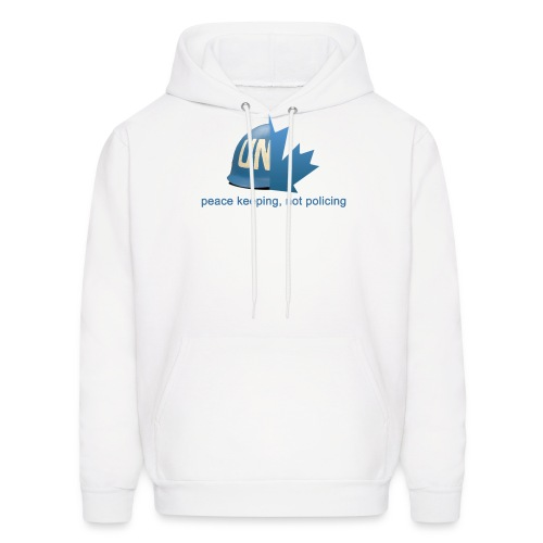 Canadian Peacekeeping - Men's Hoodie
