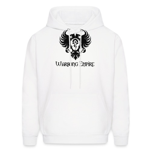 Warsong Empire (Black Logo) - Men's Hoodie