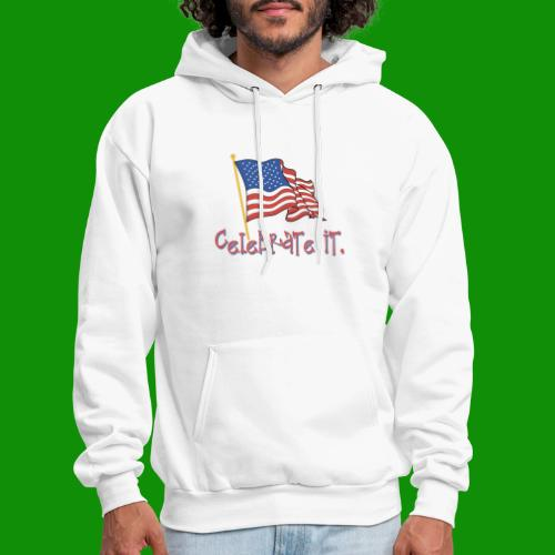 USA Celebrate It - Men's Hoodie