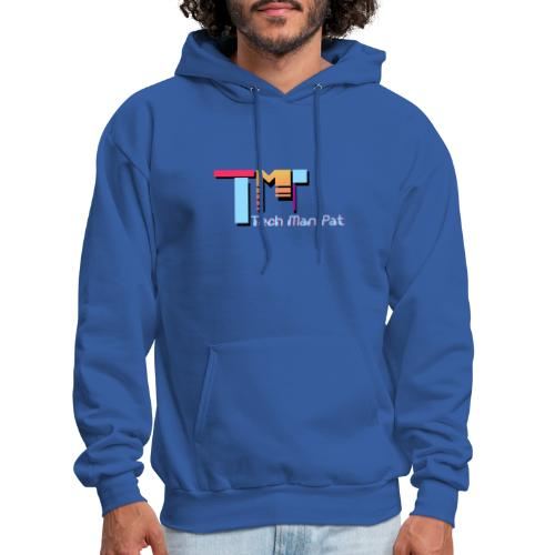 TechManPat Logo Large - Men's Hoodie
