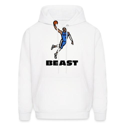 Beast - Men's Hoodie
