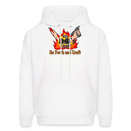 The Dm's Craft - Men's Hoodie