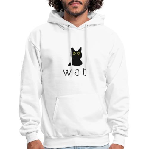 WAT CAT - Men's Hoodie