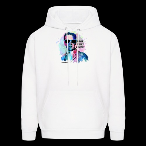 Drop it Like F. Scott | Write Music - Men's Hoodie