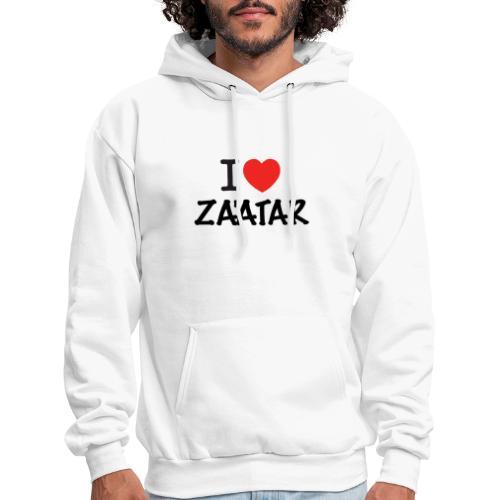 i love zaatar 1 - Men's Hoodie