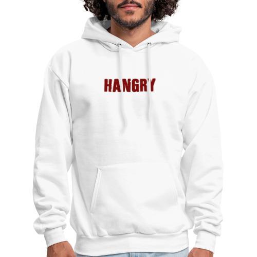 Hangry Red - Men's Hoodie