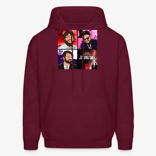 Second Take Cover - Men's Hoodie