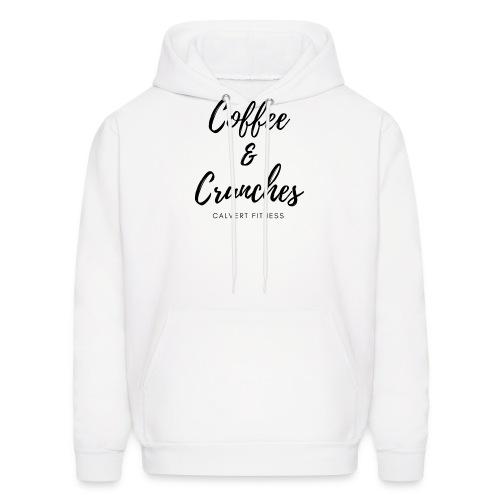 Coffee & Crunches - Men's Hoodie