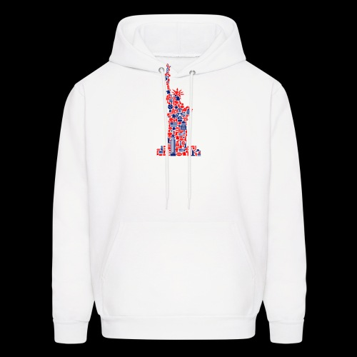 Statue of Liberty | American Icons - Men's Hoodie