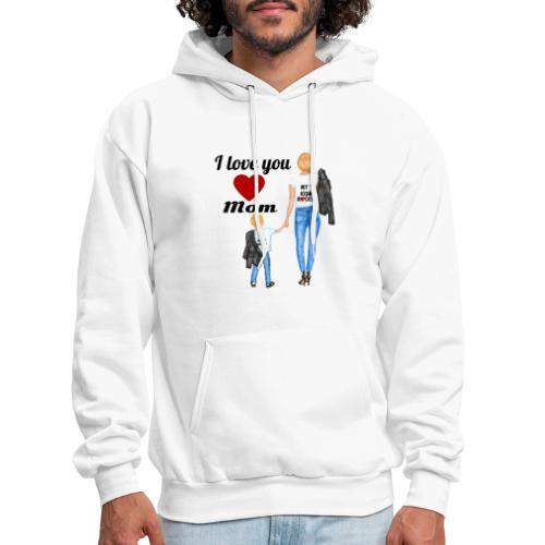 Mother's day gift from daughter, Mother's Day Gift - Men's Hoodie