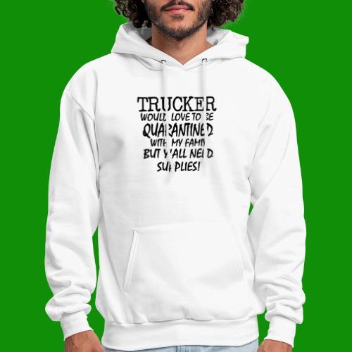 TRUCKERSUPPLIES - Men's Hoodie