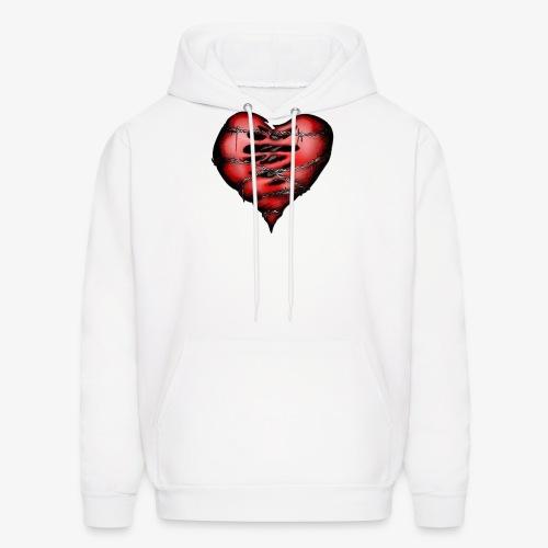 Chains Heart Ceramic Mug - Men's Hoodie