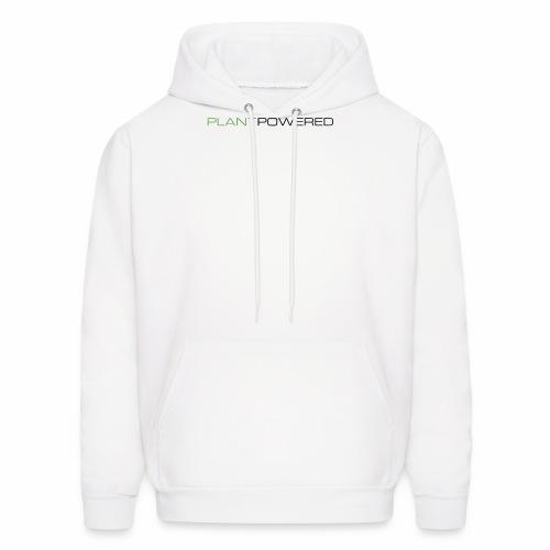 _PLANT POWERED - Men's Hoodie