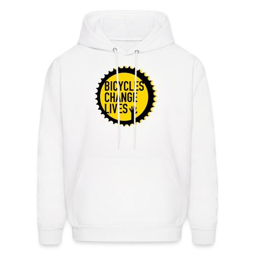 BCL Yellow Cog - Men's Hoodie
