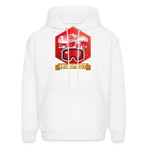 HiveFest V Banner - Men's Hoodie