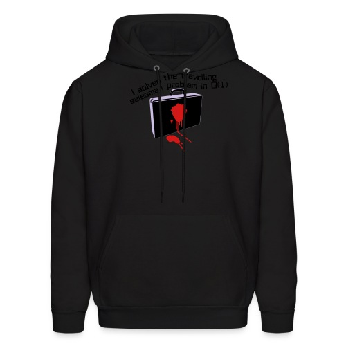 The travelling salesman problem - Men's Hoodie