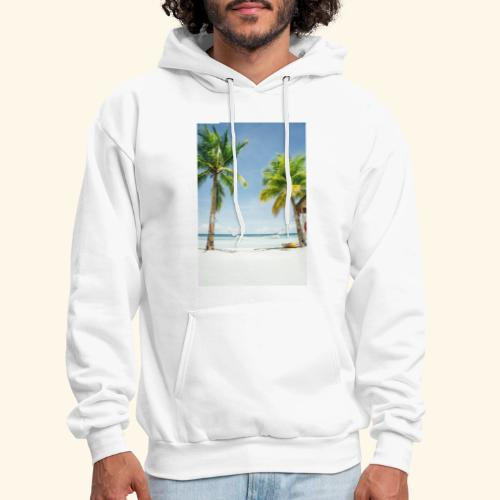 Beach Feels - Men's Hoodie