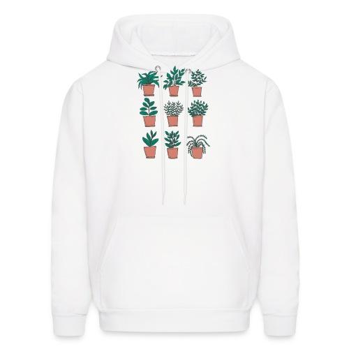 Flowerpots - Men's Hoodie