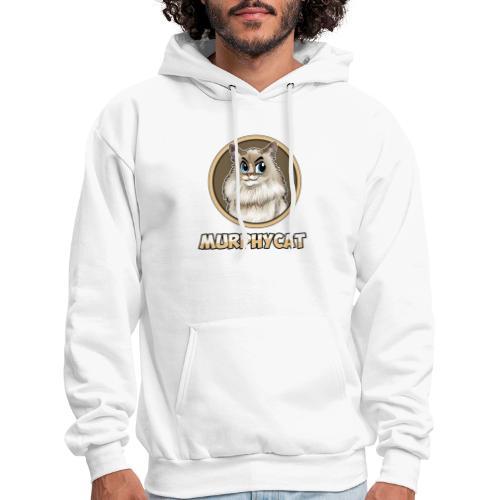MURPHYCAT LOGO - Men's Hoodie
