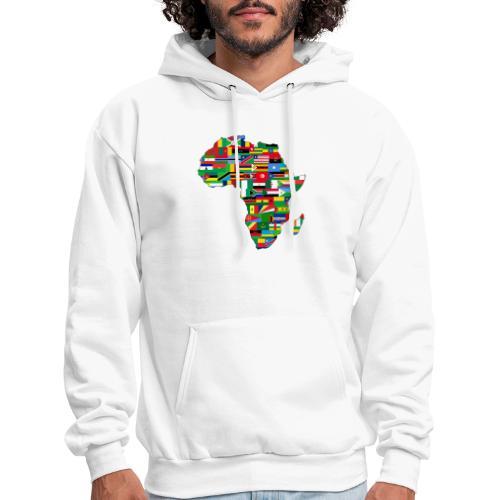 Motherland Africa - Men's Hoodie