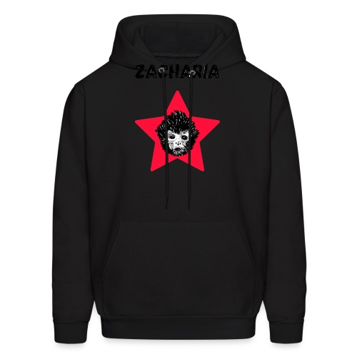 transparaent background Zacharia - Men's Hoodie