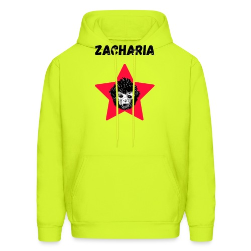 transparaent background Zacharia - Men's Hoodie