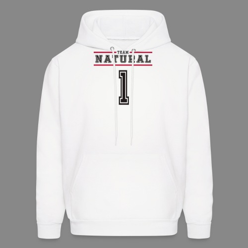 Team Natural 1 - Men's Hoodie