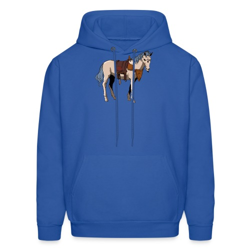 Useless the Horse png - Men's Hoodie