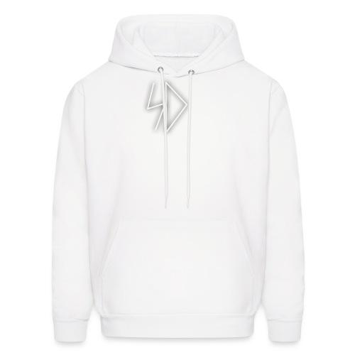 Sid logo white - Men's Hoodie