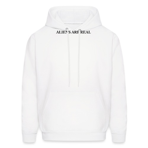 Aliens are Real - Men's Hoodie