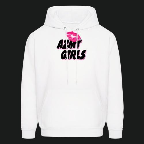 azmt girls logo #2 - Men's Hoodie