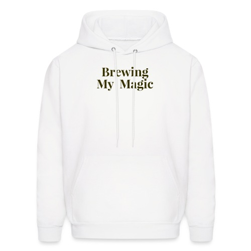 Brewing My Magic Women's Tee - Men's Hoodie