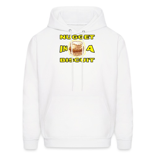 NUGGET in a BISCUIT!! - Men's Hoodie
