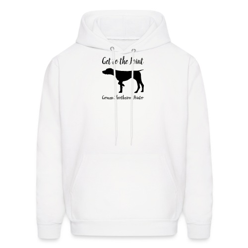 GSP. Get to the Point. - Men's Hoodie