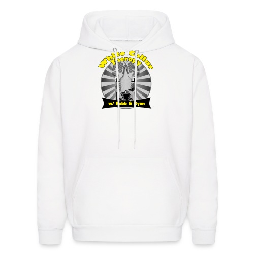 The White Collar Therapy Show - Legacy Logo - Men's Hoodie