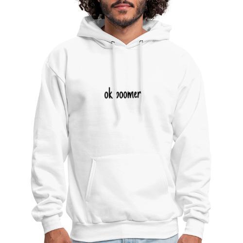 'Ok Boomer' - Men's Hoodie