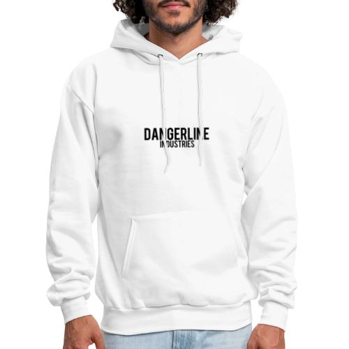 Dangerline Basic Tee (Black Logo) - Men's Hoodie