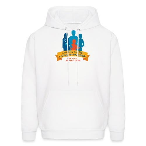 LRLS Logo - Men's Hoodie