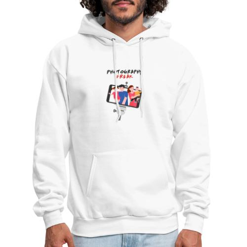 An exclusive design for photography freaks - Men's Hoodie