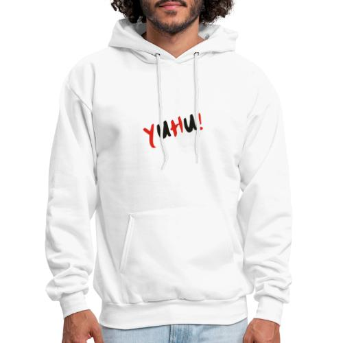 Yuhu! The design for young and smart generation - Men's Hoodie