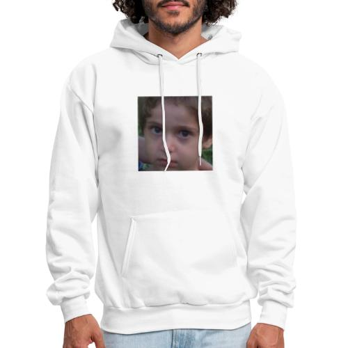 VERY RARE CONCERNED BABI NILA AND PLAYING GUITAR - Men's Hoodie