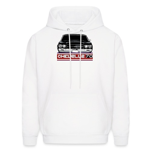 USA CHEVELLE - Men's Hoodie