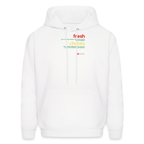 Clothing for All Urban Occasions (Rd+Gn+Yw) - Men's Hoodie