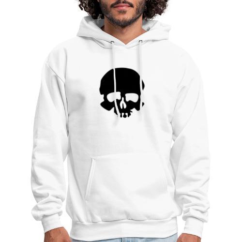 Black Skull - Men's Hoodie
